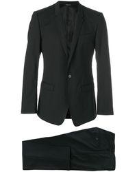 Dolce & Gabbana Two Piece Suit - Black