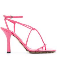 Bottega Veneta - Barely There Sandals - Lyst
