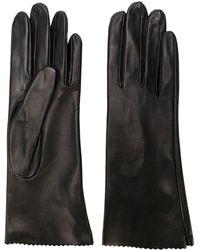 Manokhi Short gloves - Nero
