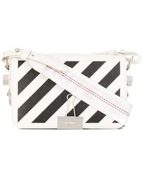 Off-White c/o Virgil Abloh - Diagonal Binder Crossbodytas - Lyst
