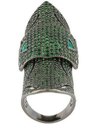Loree Rodkin - Loree Armour Ombre Ring - Lyst