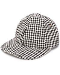 AMI Patch Baseball Cap - ブラック
