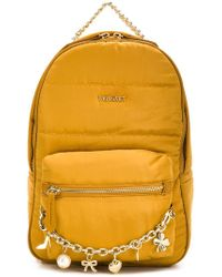 Twin Set - Charm Chain Detail Backpack - Lyst
