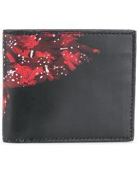 Marcelo Burlon Wings Wallet - Black