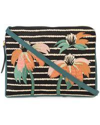 Lizzie Fortunato - Floral Shoulder Bag - Lyst