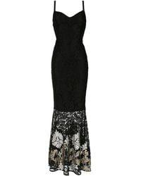 Olympiah - Lace Long Dress - Lyst