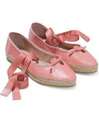 Marc Jacobs The Mouse Espadrilles - Pink