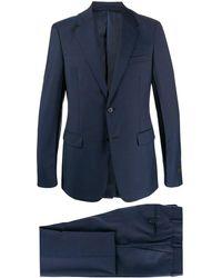 Prada ツーピーススーツ - ブルー