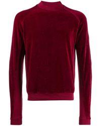 Haider Ackermann Textured Sweatshirt