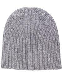JOSEPH - Ribbed Beanie Hat - Lyst