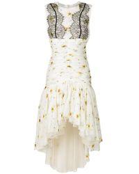 Giambattista Valli - Floral Lace Dress - Lyst
