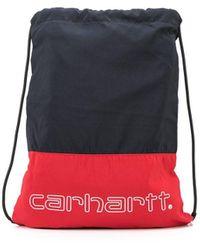 Carhartt WIP ドローストリング バッグ - マルチカラー