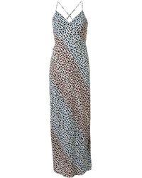 Suboo Amelie スリップドレス - マルチカラー