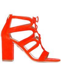 Aquazzura - 'holli' Sandals - Lyst