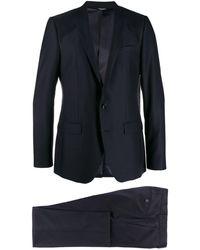 Dolce & Gabbana - ツーピース スーツ - Lyst