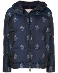 Moncler - Hooded Jacket - Lyst