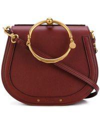 Chloé - Nile Shoulder Bag - Lyst