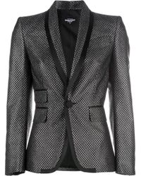 DSquared² - Tailored Fitted Blazer - Lyst