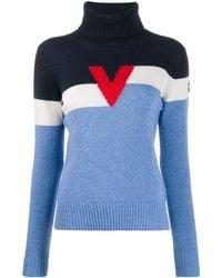 Vuarnet Baltoro セーター - ブルー