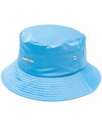 Ambush X Porter And Stanley Bucket Hat - Blue