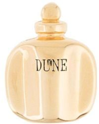 Dior Pre-owned Perfume Bottle Brooch - Metallic