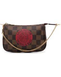 Louis Vuitton - Мини-клатч Pochette Accessoires 2008-го Года - Lyst