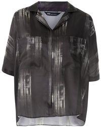 UMA | Raquel Davidowicz Estônica Tシャツ - ブラック