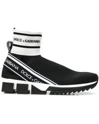 Dolce & Gabbana ソレント スニーカー - ブラック