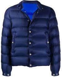 Moncler Shell Donsjack - Blauw