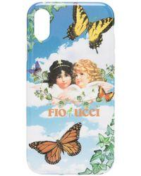 Fiorucci Чехол Angels Для Iphone Xr - Многоцветный