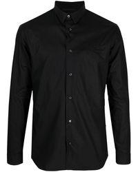 Philipp Plein ボタン シャツ - ブラック