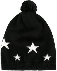 Chinti & Parker - Star Intarsia Hat - Lyst