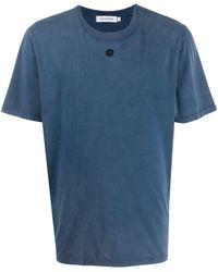 Craig Green エンブロイダリー Tシャツ - ブルー