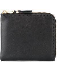 Comme des Garçons - Classic Half Zip Wallet - Lyst