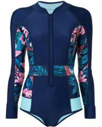 Duskii Haleakala Swimsuit - Blue