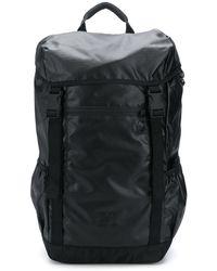 adidas Originals Oversized Buckled Backpack - Black
