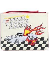 Tommy Hilfiger | Star Racer Clutch | Lyst