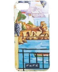 Fefe - Amalfi Iphone 8 Cover - Lyst