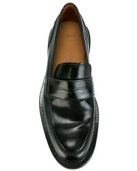 AMI - Penny Loafers - Lyst