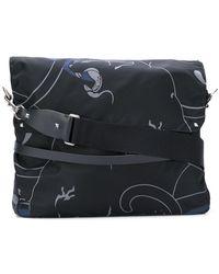 Valentino - Garavani Rockstud Panther Messenger Bag - Lyst