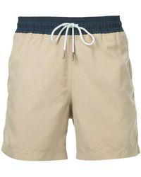Venroy - Colour Block Swim Shorts - Lyst