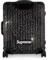 Supreme Rimowa Cabin Plus Koffer - Zwart