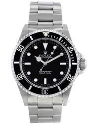 Rolex Наручные Часы Submariner 1996-го Года Pre-owned - Черный