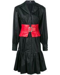 Karl Lagerfeld - Flared Shirt Dress - Lyst