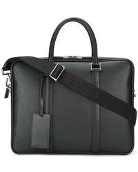 Prada - - Classic Briefcase - Men - Leather - One Size - Lyst