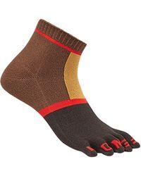 Fendi - カラーブロック 靴下 - Lyst
