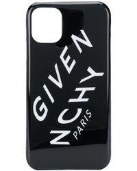 Givenchy ロゴ Iphone 11 ケース - ブラック
