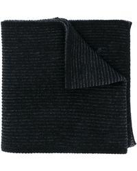 KENZO ロゴ スカーフ - ブラック
