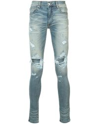 Amiri - Thrasher Jeans - Lyst