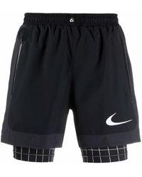 NIKE X OFF-WHITE Nike_shorts Black No Color